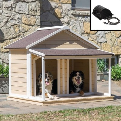 Heated Dog House Best Rated Automatic Pet Feeder
